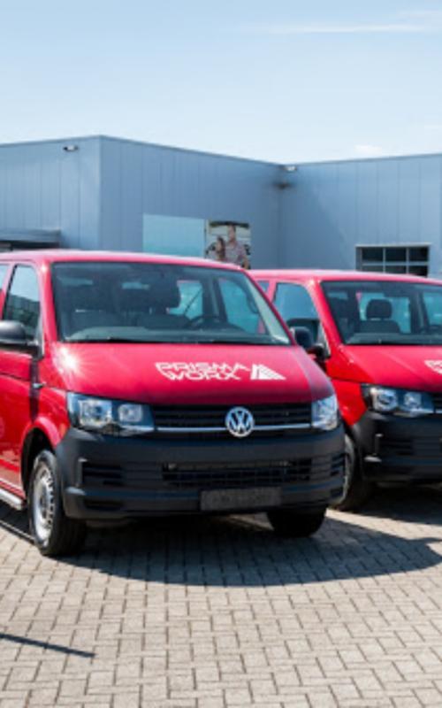 Transport do pracy w Belgii | PrismaWorx